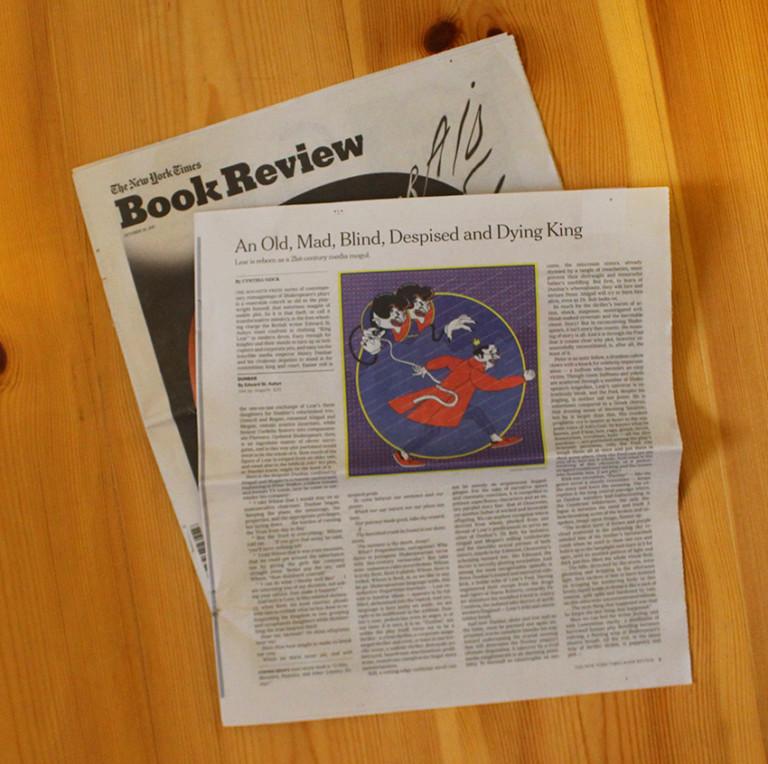 johanna walderdorff NY TIMES Book Review
